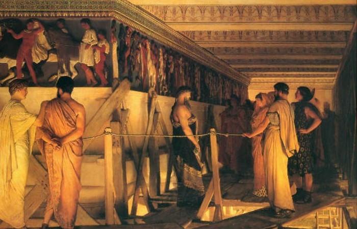 Пелопоннесские войны. фото:azdatabaseimages.com