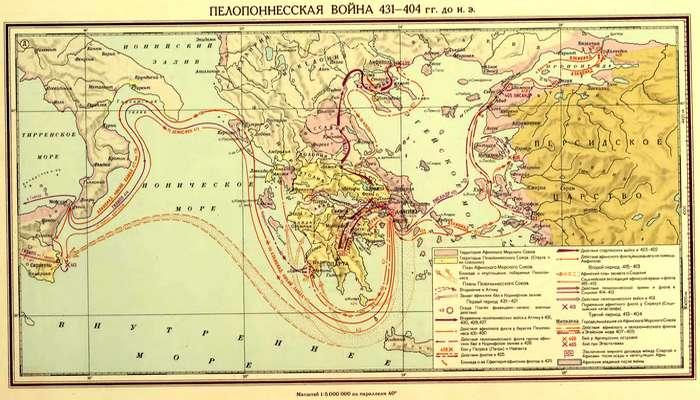 Первая война закончилась перемирием. фото:history-maps.ru