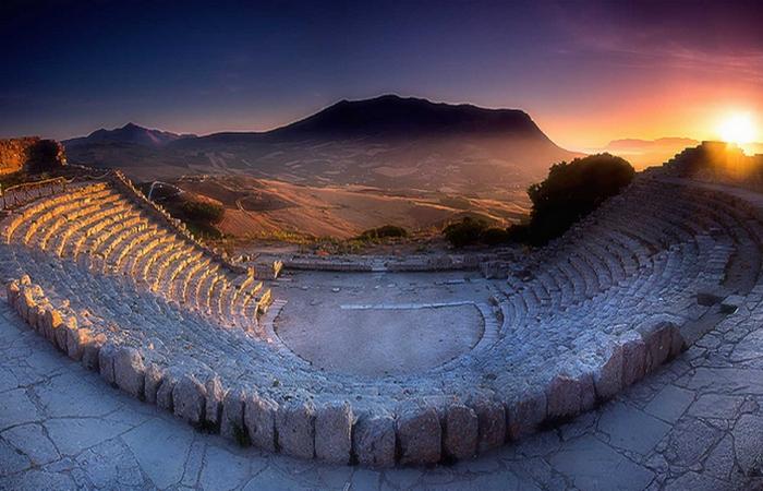 Сегеста сегодня. фото:explorersicily.com