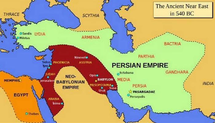 Победителем стала Персия. фото:list25.com