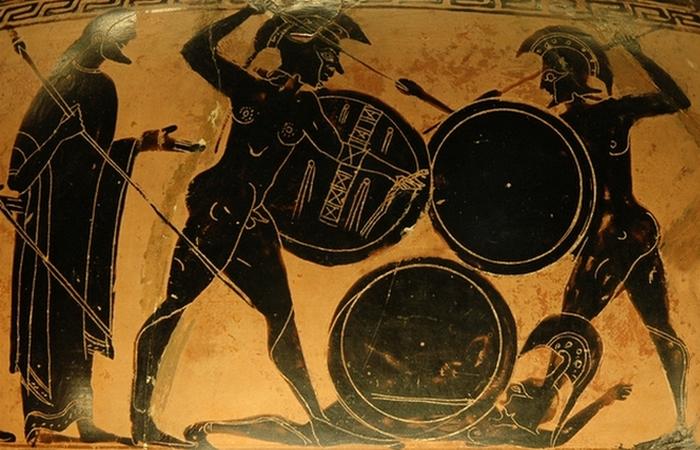 Хроники Пелопоннесской войны. фото:filepsd.com