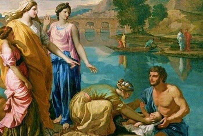 Мачеха Моисея: то ли Бифья, то ли Меррис.