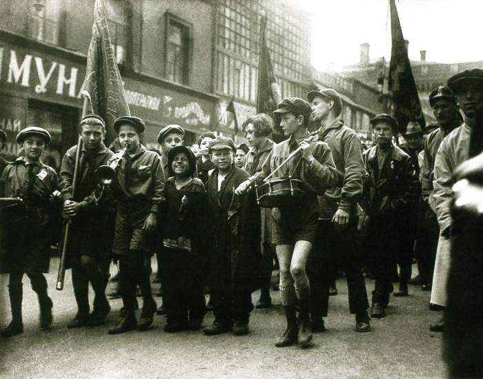 Начало 1920-х. Москва