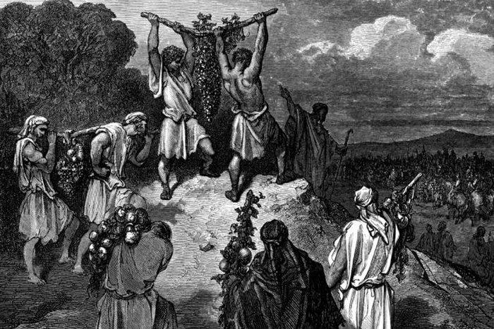 Израильтяне обязаны филистимлянам.