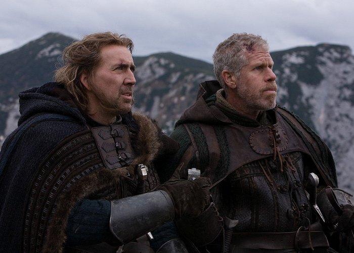 Кадр из фильма «Время ведьм»./ Фото: kinofanat.net