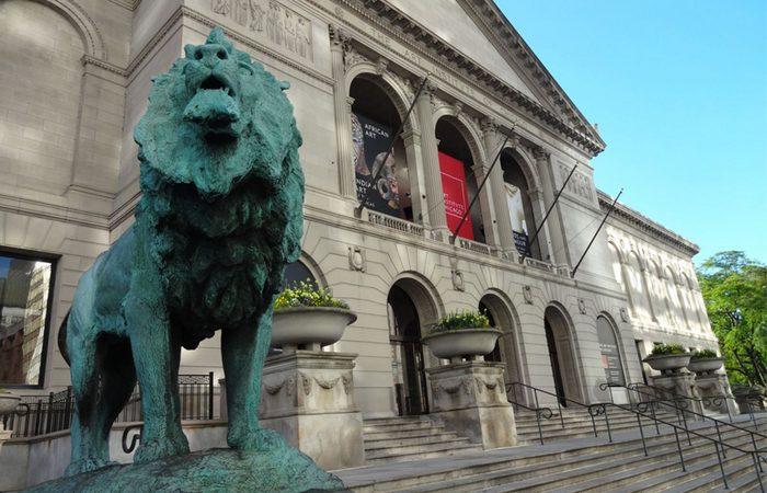 Институт искусств Чикаго.