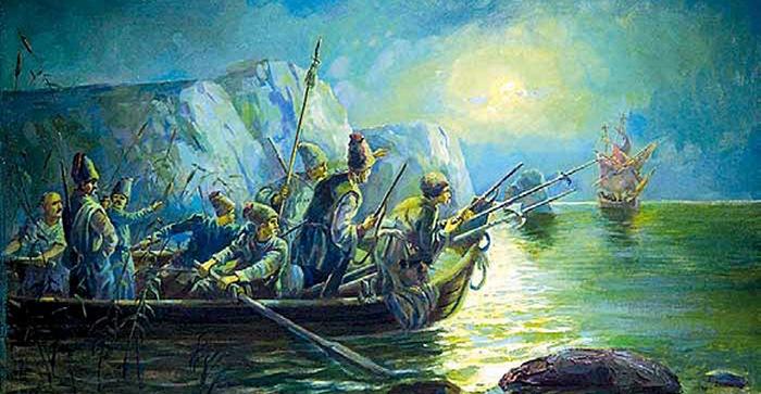 Флибустьеры Чёрного моря.