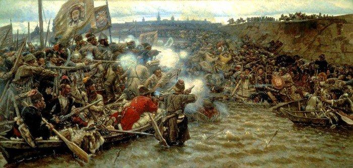 Казаки-флибустьеры – разбойники Черного моря.