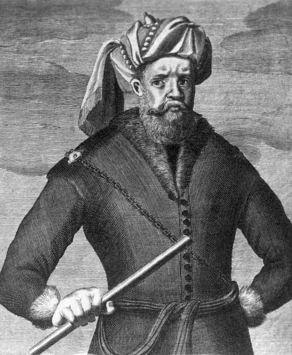 Степан Разин – русский пират XVII века