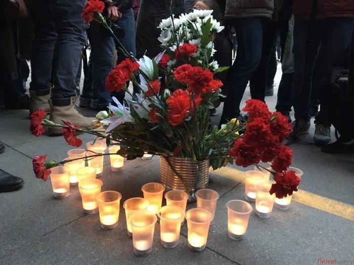 Светлая память всем погибшим в теракте.