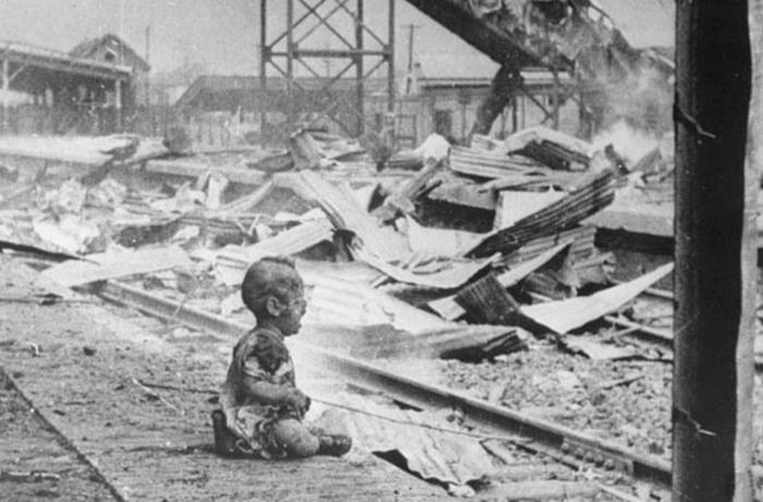Шанхайский ребенок.