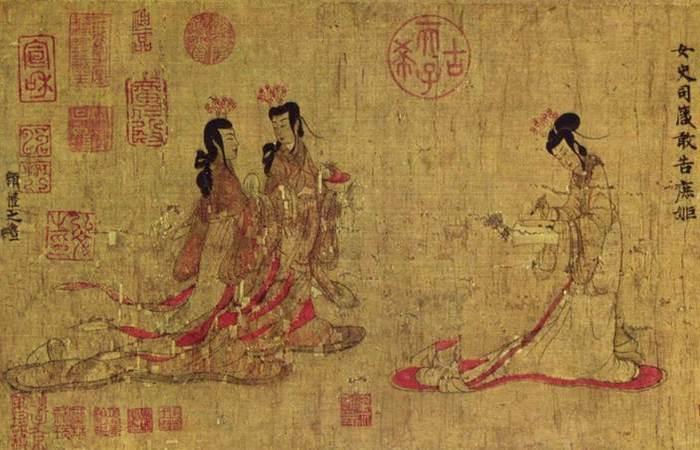 Древнекитайский яд Гу. фото: art-pics.ru
