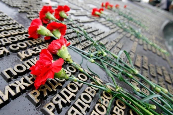Воины, невернувшиеся с войны, шли бы по Красной площади 57 дней и ночей