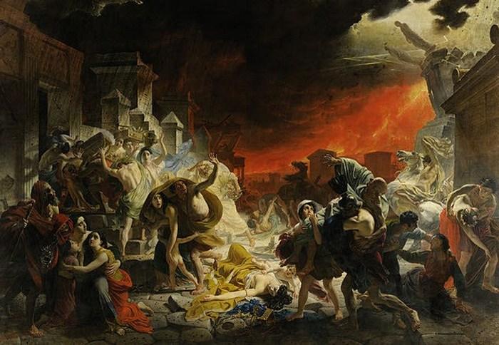 Интереснейшие факты о древнем городе Помпеи.