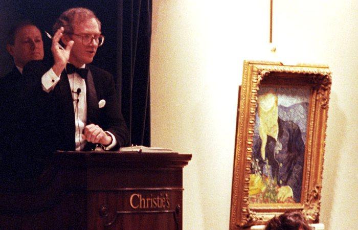 Портрета доктора Гаше был продан за $ 82,5 млн.