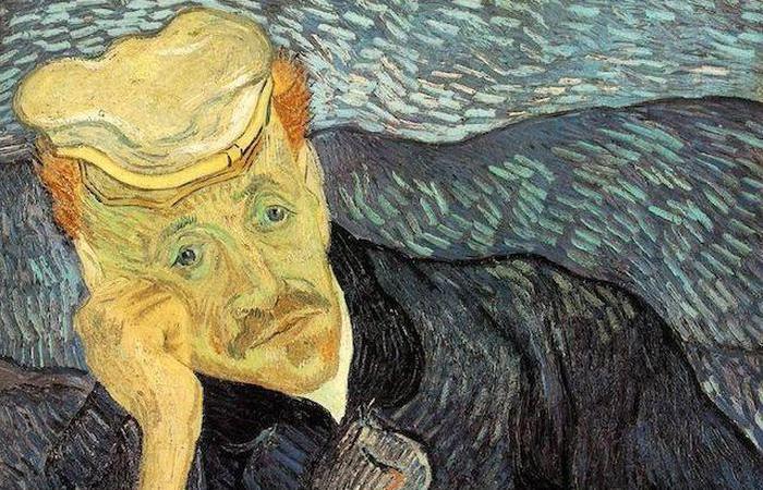Винсент Ван Гог. Портрет доктора Гаше.