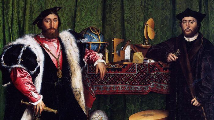 Ганс Гольбейн (младший), Послы, 1533 год