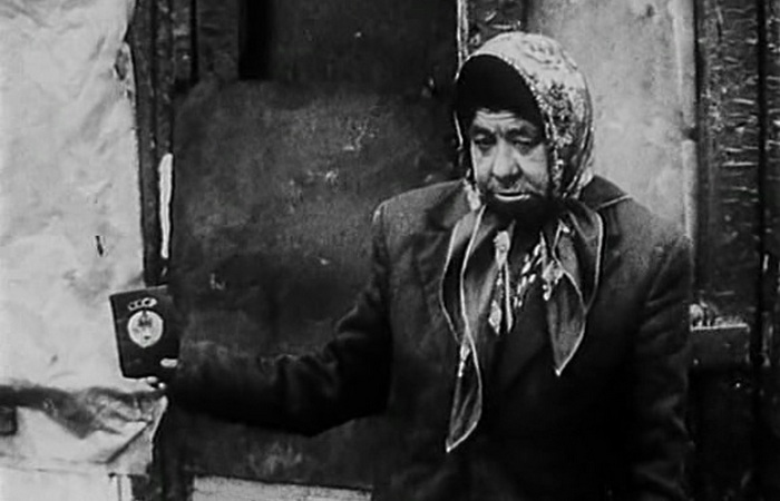 Кадр из фильма «Ладони»./фото: ekranka.ru