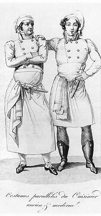 Повар Карем на службе у Наполеона.