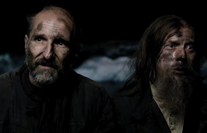 Кадр из фильма «Остров», режиссер Павел Лунгин./фото: ok.ru