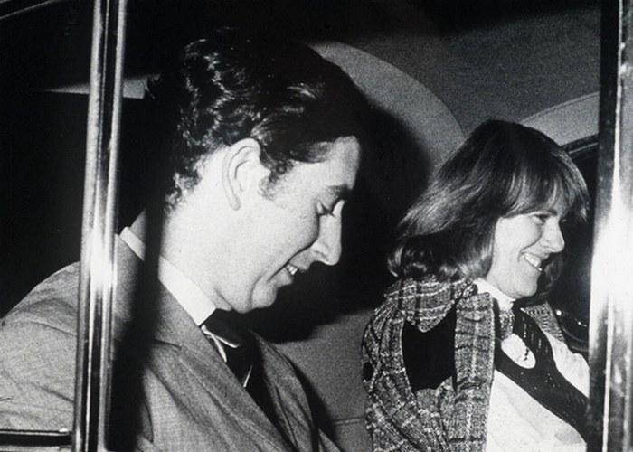 Камилла Шанд и принц Чарльз. / Фото: picstopin.com