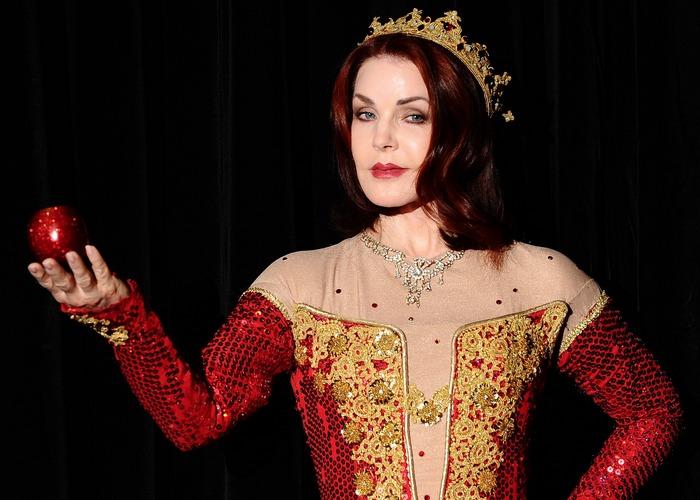 Присцилла Пресли./фото: itv.com