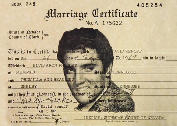 Свидетельство о браке. / Фото: picstopin.com
