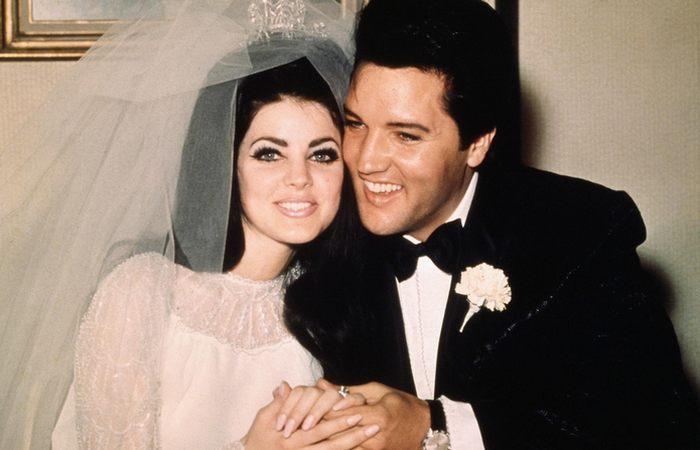 Элвис Пресли и Присцилла Болье: история короля, который женился по любви ./ Фото: bridedresses.org