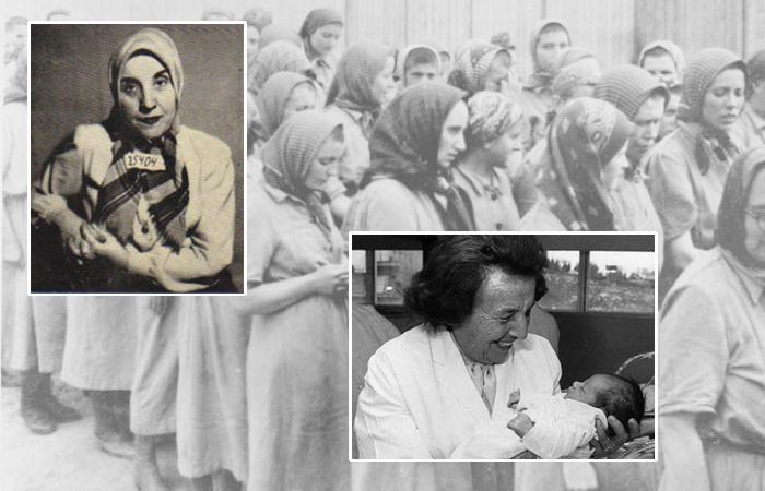 Светлый ангел из Освенцима: трагический подвиг Гизелы Перл