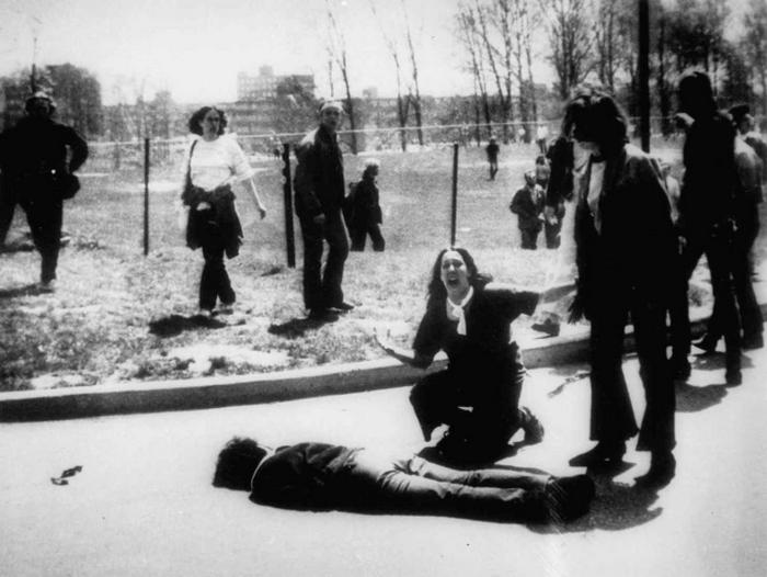 Стрельба в Кентском государственном университете.