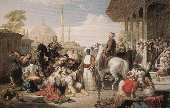 Гомосексуализм в турецких гаремах