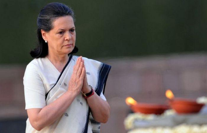 Вдова Раджива Ганди. / Фото: weeklyblitz.net