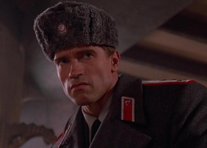 Кадр из фильма «Красная жара»./фото: bgproxy.net