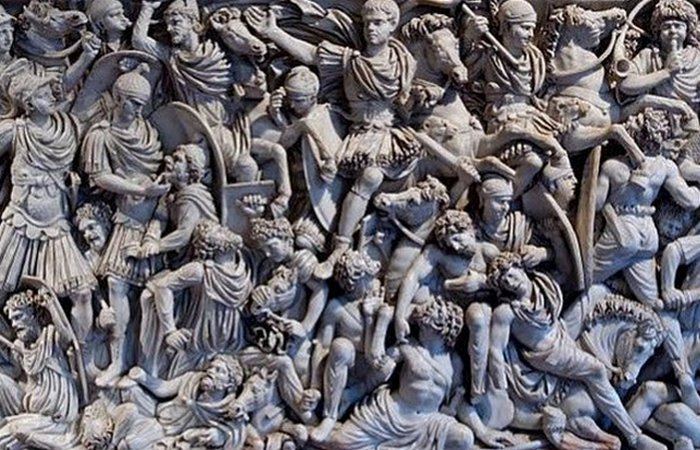 Миграционный кризис Древнего Рима. / Фото: listverse.com