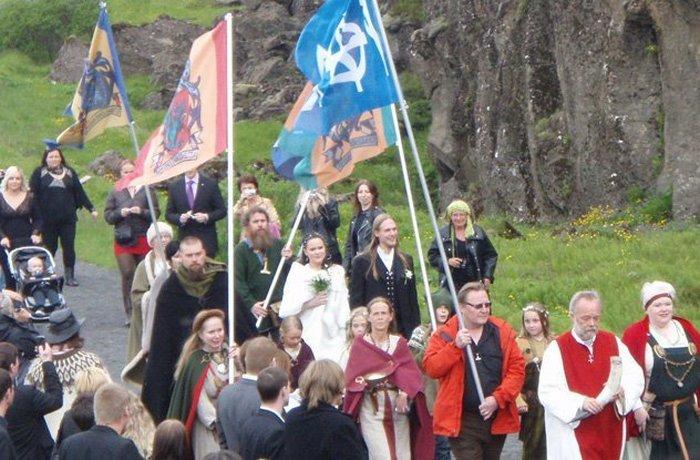 Церковь Тора и Одина./фото: listverse.com