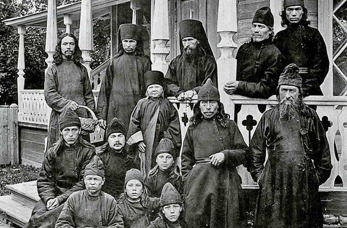 Язычники России./фото: listverse.com