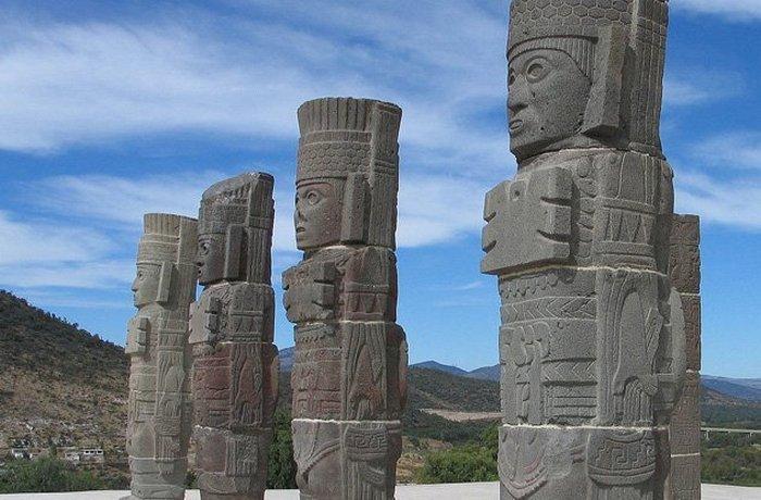 Последние ацтеки./фото: listverse.com