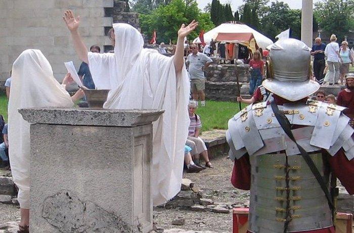 Современный римский пантеон./фото: listverse.com