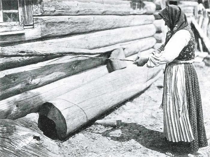 Плетение ремней.