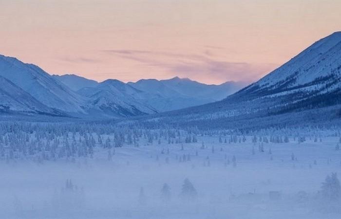 Оймякон — деревня в Якутии.