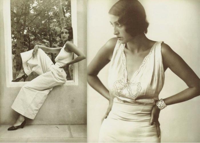Рене Перль - забытая муза гениального фотографа.