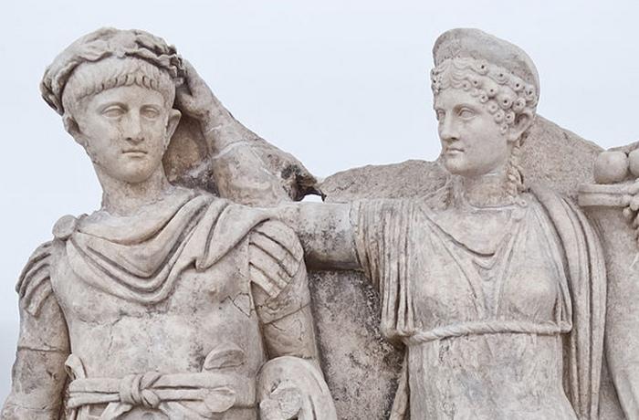 Агриппина и Нерон - известнейший инцест в истории.
