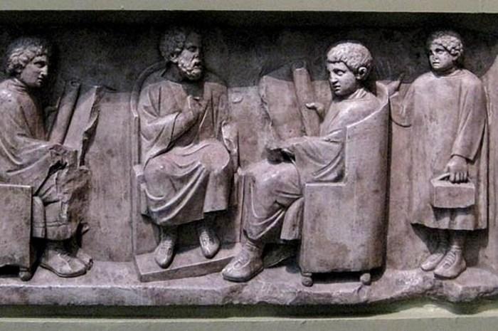 Образование в Риме.