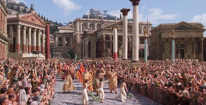 Древний Рим.