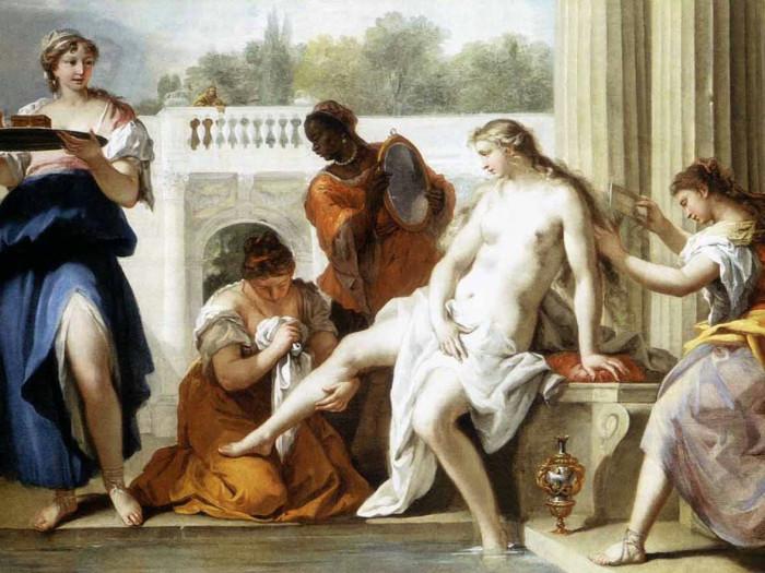 Женщины Древнего Рима.