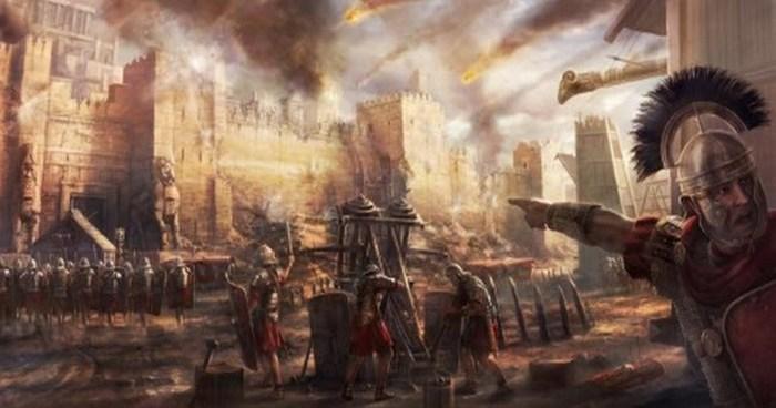 Заградительные отряды: римская история.