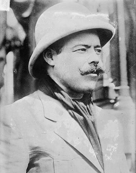 Мексиканский Робин Гуд Хосе Доротео Аранго Арамбула.