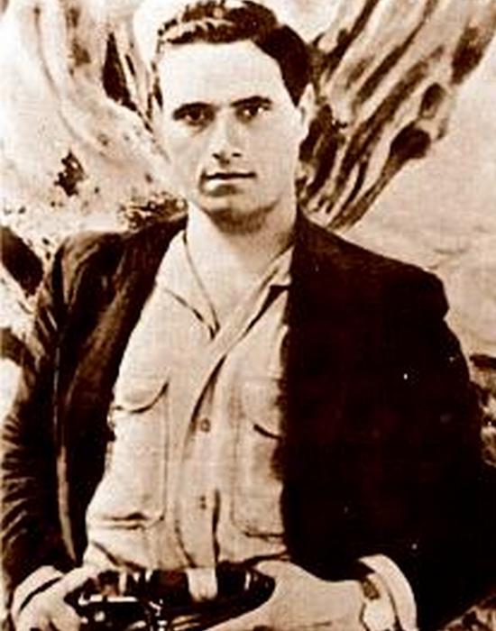 Сицилийский Робин Гуд Сальваторе Джулиано.