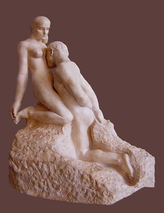 Вечный идол. Огюст Роден.