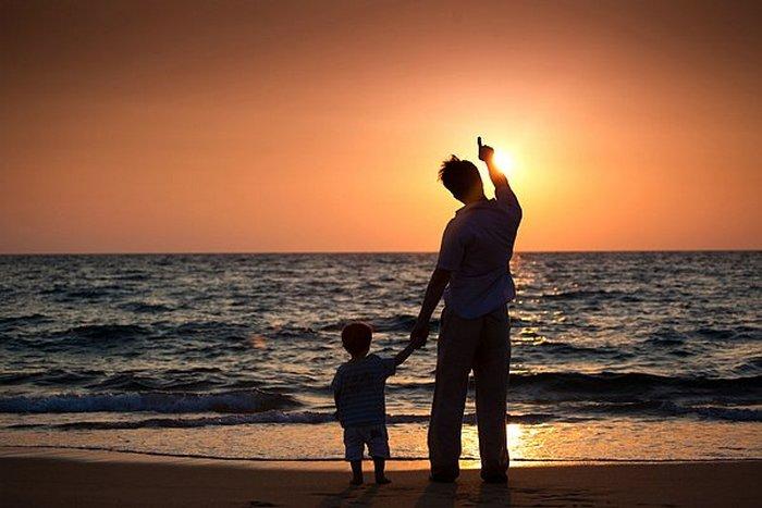 «Отцы, не покидайте сыновей!»